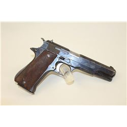Star Modelo Super 9mm Luger caliber semi-auto pistol, S/N 032418.