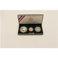 1995 Civil War Battlefield Comm. Set issued by U.S. Mint