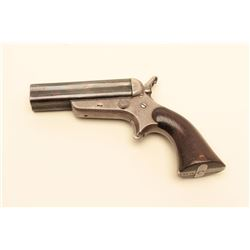 Sharps and Hankins .32 caliber rim fire pepperbox derringer, S/N