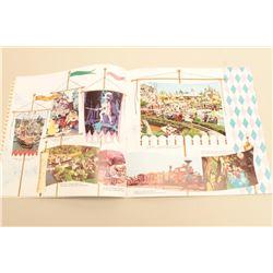 Vintage Walt Disney Disneyland Pictorial Souvenir Guide book. Est.: $25-$50.