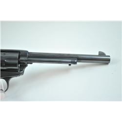 Colt Bisley Model Single Action revolver, .45 caliber with 2nd