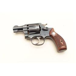 Smith  Wesson 5-screw DA revolver, .32 Long caliber, 2