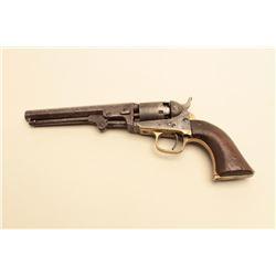 Colt 1849 5 shot pocket model in .31 caliber percussion