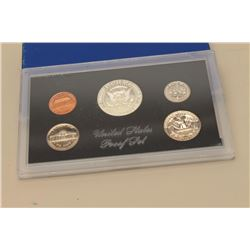 United States Proof set dated 1969. The US proof set