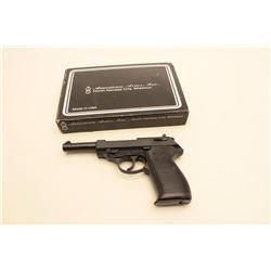American Arms Model P-98 DA semi-automatic pistol, .22LR caliber, 5