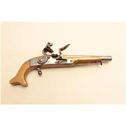 Reproduction of a Black Watch Scottish flintlock pistol, .577 caliber,