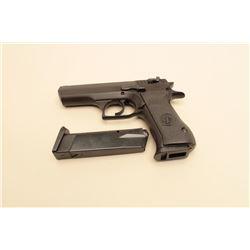 Jericho Model 941 DA semi-automatic pistol, Israeli-made, import-marked, 9mm caliber,