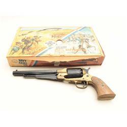 Navy Arms 1858 Remington kit gun, #53, .44 cal black
