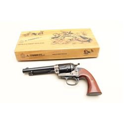 Uberti-made for Taylors  Co. Bisley Model single action revolver,
