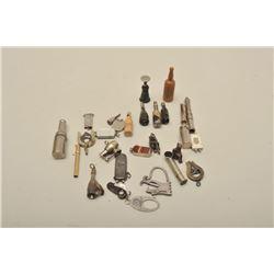 Cigar Cutters, lifetime collection of Les Gilman. Est:$300-600