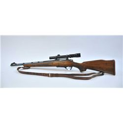 Remington 600 #44257, .243 Win, 19 barrel, very good condition,
