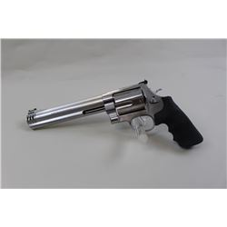 Smith  Wesson 460 Magnum, #DDK4581, 8 3/8 ported barrel,