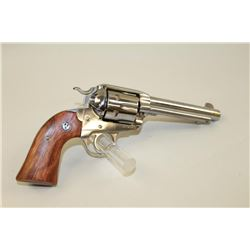 Ruger Vaquero Stainless Steel Single Action Revolver in .357 Mag