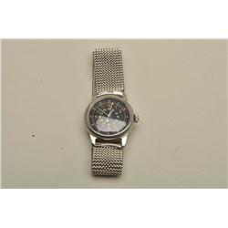 Type A-17 Pilots watch, fully marked, Waltham Watch Co. U.S.