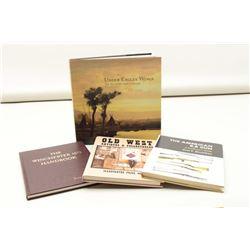 Gun Book lot, various titles. Est;$150-300