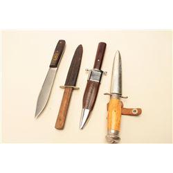 J. Russel Co. Green River #'d Comm. Knife,, Swedish Knife,
