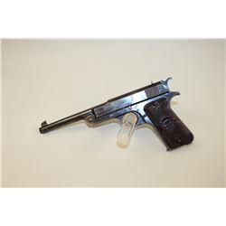 Reising It's a Bear semi automatic target pistol #1610, .22 cal, 6