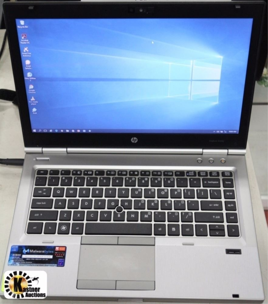 PROFESSIONAL HP ELITEBOOK 8460P iNTEL i5 LAPTOP