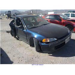 1995 - HONDA CIVIC
