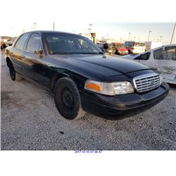 2002 - FORD CROWN VICTORIA//REBUILT SALVAGE