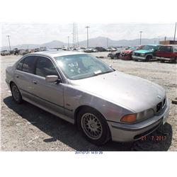 1998 - BMW 528I//BONDED TITLE