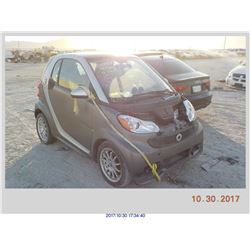 2013 - SMART FORTWO