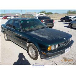 1991 - BMW 535I