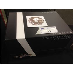 PINK FLOYD 'THE EARLY YEARS' 1965-1972 27 DISC SET INCLUDES: 8 X BLU-RAY, 9 X DVD AND 10 X CD.