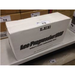 LEE PROGRESSIVE 1000 HANDLOADING PRESS