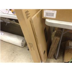 LOT OF QUARTET DRY ERASE BOARDS AND STANDS