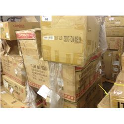 PALLET OF ASSORTED READY TO ASSEMBLE HOUSEHOLD FURNITURE