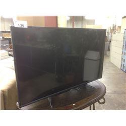 TOSHIBA 55'' FLATSCREEN TV, USED