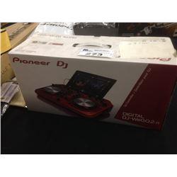 PIONEER DIGITAL DJ-WEGO2-4 DJ CONTROLLER