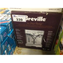 BREVILLE COUNTERTOP ESPRESSO MACHINE