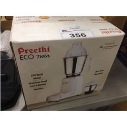 PREETHI ECO TWIN BLENDER