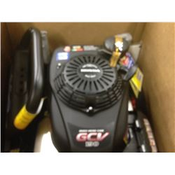 HONDA GCE190 GAS PRESSURE WASHER