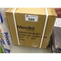 MENDINO BY CECILIO JUNIOR DRUM SET