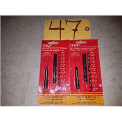 SKF Tap/Drill Set 1/8'' NPT & Drill S