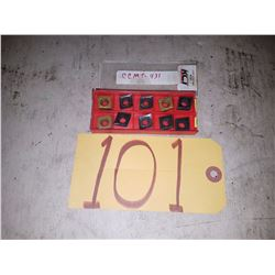 Assorted Inserts CCMT-431