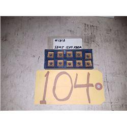 Widia Inserts SDMT 1204 PDRM