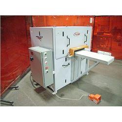 Combination Miter Saw and Hauncher-Notching Machine