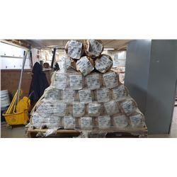 New Rolls of 30 yards 54' vinyl wallcovering
