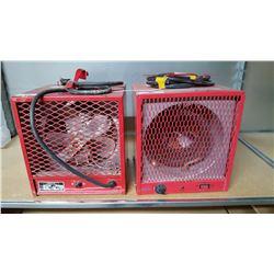 Set of Heater