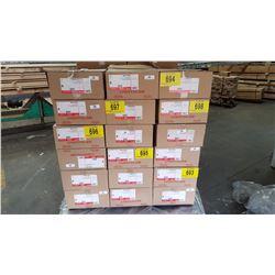 New boxes of Lightolier decorative light