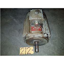 BG Electric Motor 5HP 575v
