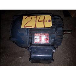 Crompton Parkinson Electric Motor 2HP 575v