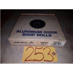 Aluminum Oxide Shop Roll 1''1/2 x 50yds Gr150