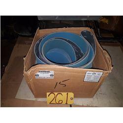 Keto Abrasive Belt 4'' x 137''3/4 Gr180