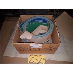 Keto Abrasive Belt 3'' x 132'' GrZ40