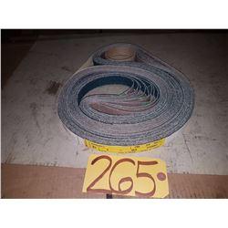 Abrasive Belt 1'' x 93'' GrZ24